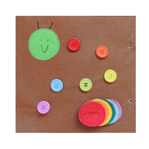 gusano botones 2 R
